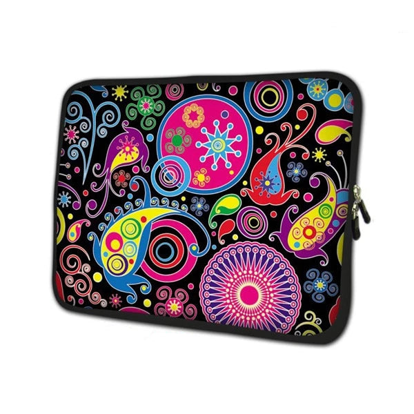 Colored Art Laptop Case - Laptop Bags Australia