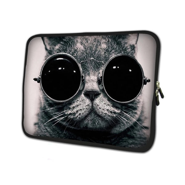 Fashion Cat Laptop Sleeve - Laptop Bags Australia