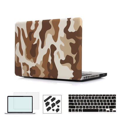 MacBook Case (Set) - Camouflage - Laptop Bags Australia