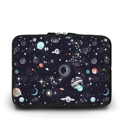 Space Cartoon Laptop Sleeve - Laptop Bags Australia