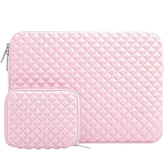 Pure Diamond 13-inch Laptop Sleeve Set - Laptop Bags Australia