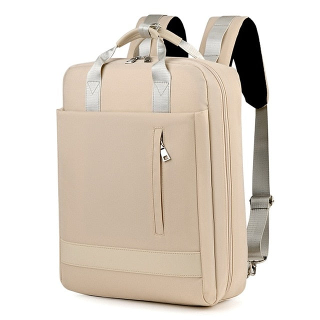 The City Wanderer Laptop Backpack