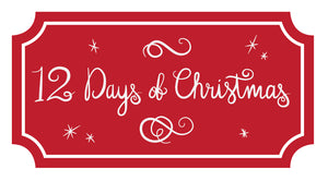 The 12 Days of Christmas Gift Card