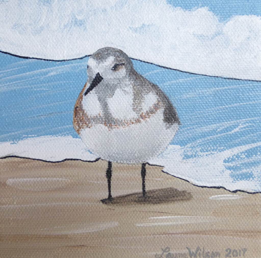 """Sand Darlings"" (Sanderling #12)"