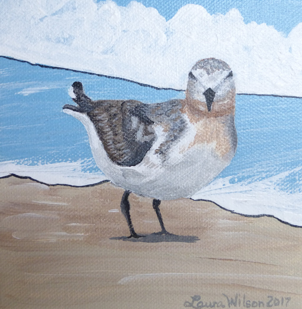 """Sand Darlings"" (Sanderling #6)"
