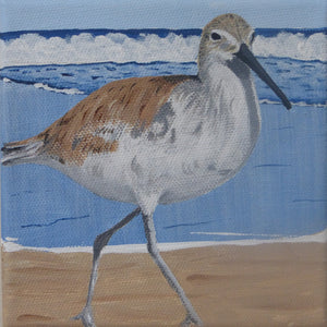 """Sand Darlings"" (Sandpiper #13)"