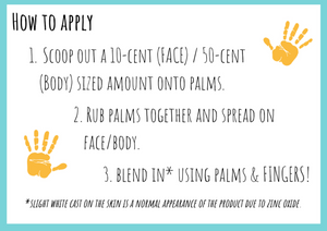 How to Apply (tin)