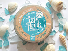 Load image into Gallery viewer, Little Hands Hawaii - Body & Face Mineral Sunscreen