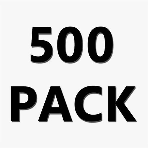 500 Pack