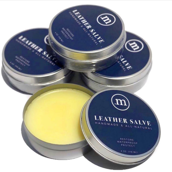 4 oz Leather Salve