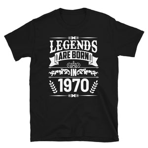 Legends are born in 1970