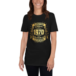 Limited Edition 1970 The Year of Legends