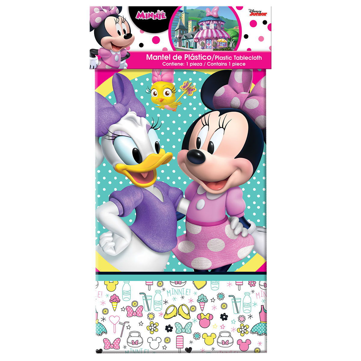 MANTEL MINNIE 1 PZA GRANMARK