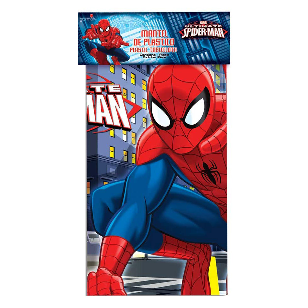 MANTEL SPIDERMAN 1 PZA GRANMARK