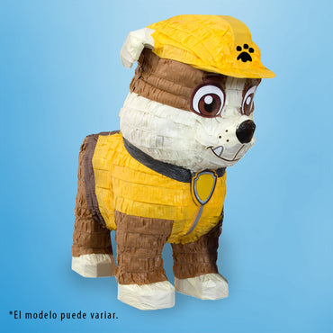 PIÑATA RUBBLE PAW PATROL