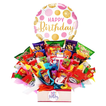 BOUQUET DE DULCES SWEET