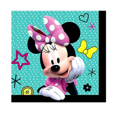 SERVILLETA PAQ/6 C/16 458/ MINNIE MOUSE GRANMARK