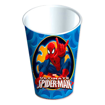 VASO SPIDERMAN 6 PZA GRANMARK
