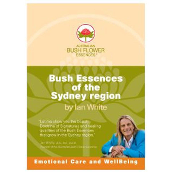 Australian Bush Bush Essence Sydney Region DVD by I. White