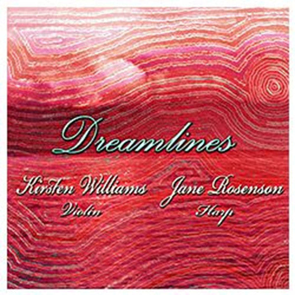 Australian Bush Dreamlines CD by K. Williams J. Rosenson