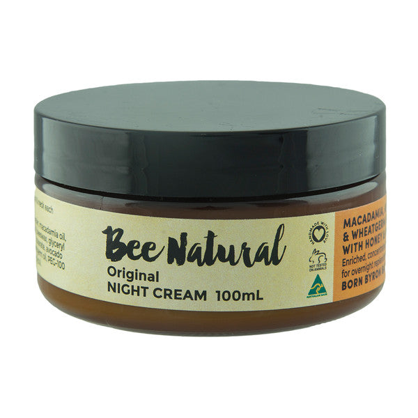 Bee Natural Night Cream Original 100ml