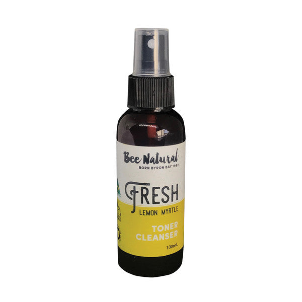 Bee Natural Toner Cleanser Fresh Lemon Myrtle 100ml
