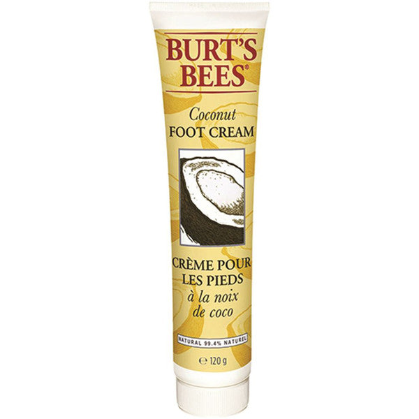 Burts Bees Foot Cream Coconut 123g