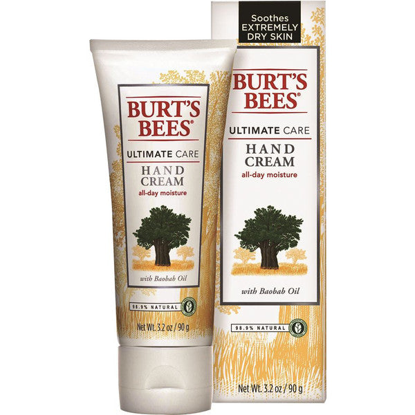 Burts Bees Ultimate Care Hand Cream 90g