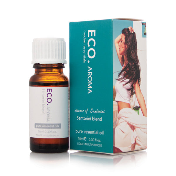 ECO Aroma Essential Oil Blend Santorini 10ml