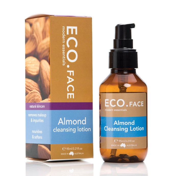 Eco Modern Essentials Face Almond Cleansing Lotion 95ml