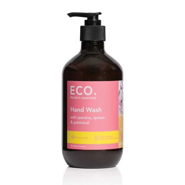Eco Modern Essentials Hand Wash with Jasmine, Lemon & Patchouli 500ml