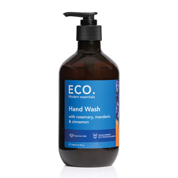 Eco Modern Essentials Hand Wash with Rosemary, Mandarin & Cinnamon 500ml