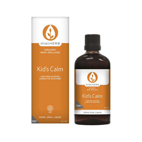 KiwiHerb Kid's Calm 100ml Oral Liquid