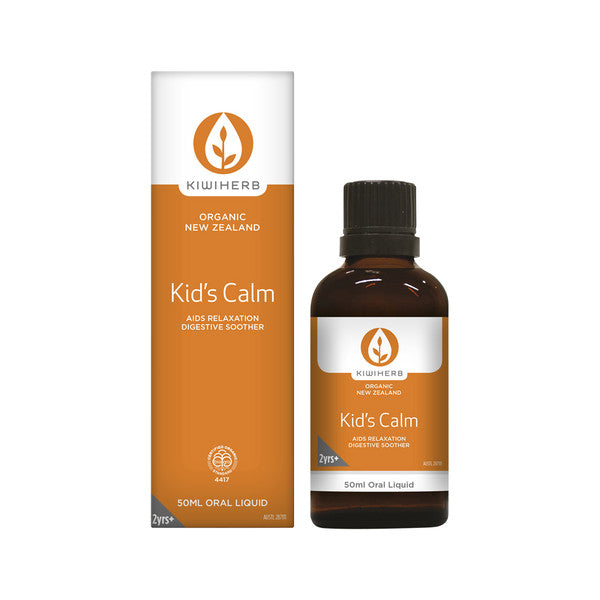 KiwiHerb Kid's Calm 50ml Oral Liquid