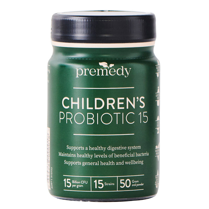 Premedy Children's Probiotic 15 50g