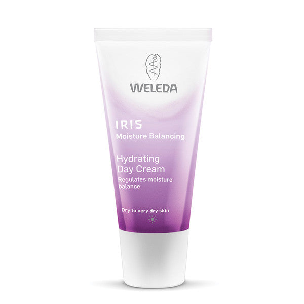 Weleda Iris Moisture Balancing Hydrating Day Cream 30ml