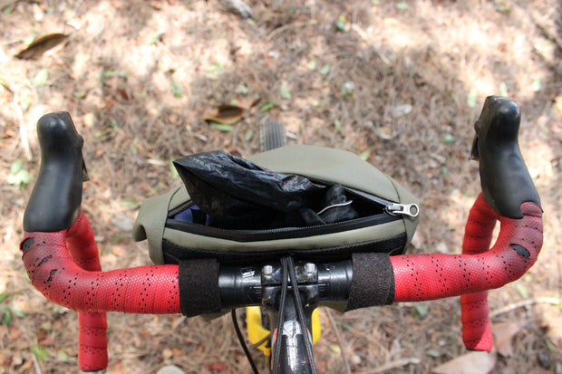 Loafer handlebar bag
