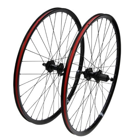 Sealed 650b Black 11sp Disc Wheelset
