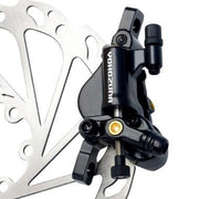 Motoko, Cable-actuated Hydraulic Disc Brake.