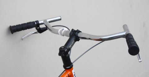 Eagle Chrome 31.8mm Handlebar