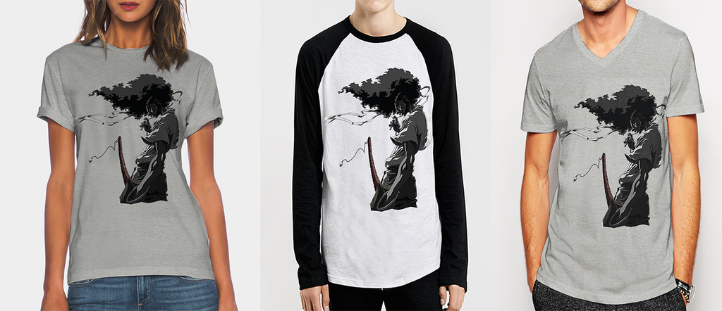 Shop Our Large Selection Of Afro Samurai Related T-Shirts At Best Price On Osom.Clothing. Online Shopping At Best Price In India. Get FREE Shipping & COD.