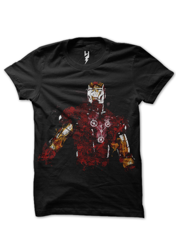 Iron Man Flux - Grab the most wanted guys t shirts online india at osom