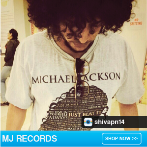 MJ Records, Some of the best lessons I have learnt is from Michael Jackson's songs, the lyrics teach you so much. Just Beat It. OSOM Clothing for Men & Women, comes in tees, hoodies, raglans & long sleeves.