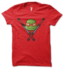 Browse the web's most radical collection of Teenage Mutant Ninja Turtle T Shirts Online for Guys india. We have a giant selection of TMNT t-shirts,Super Impressive prints.