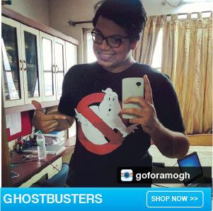 Remember The Ghostbusters? Who doesn't. Check out this Short Sleeve T-Shirt that comes in the color black and features the No Ghost Logo. OSOM Clothing is for Men & Women, and comes in t-shirts, hoodies, raglans & long sleeves.