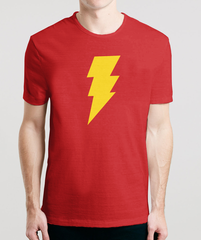 SHAZAM - Sheldon's T-Shirts From The Big Bang Theory in India, also available online to buy for Men & Women in Hoodies, Raglans & Long Sleeves