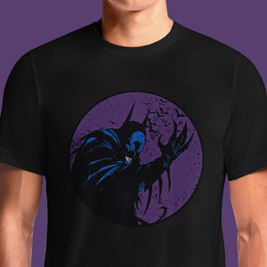Bloodlust DC Batman Dark Nights Metal Shirt Comics Logo Tour Red Death... https://osomwear.in/products/bloodlust-dc-batman-dark-nights-comics-tv-movies-t-shirts-india This Bat Vampire Halloween Fun Love Valentine Cool T-Shirt is printed on a Black 100% Premium Cotton T-shirt (Bio-Washed and Pre-Shrunk) Teeso Tee. Shop for the latest Batman merch, tees & more at TEESO.in - The Destination for Music & Pop Culture-Inspired Clothes & Accessories.