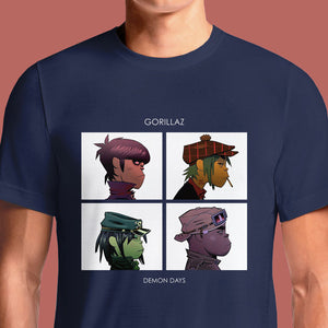 OFFICIAL Gorillaz T-Shirts & Merch | OSOM WEAR India