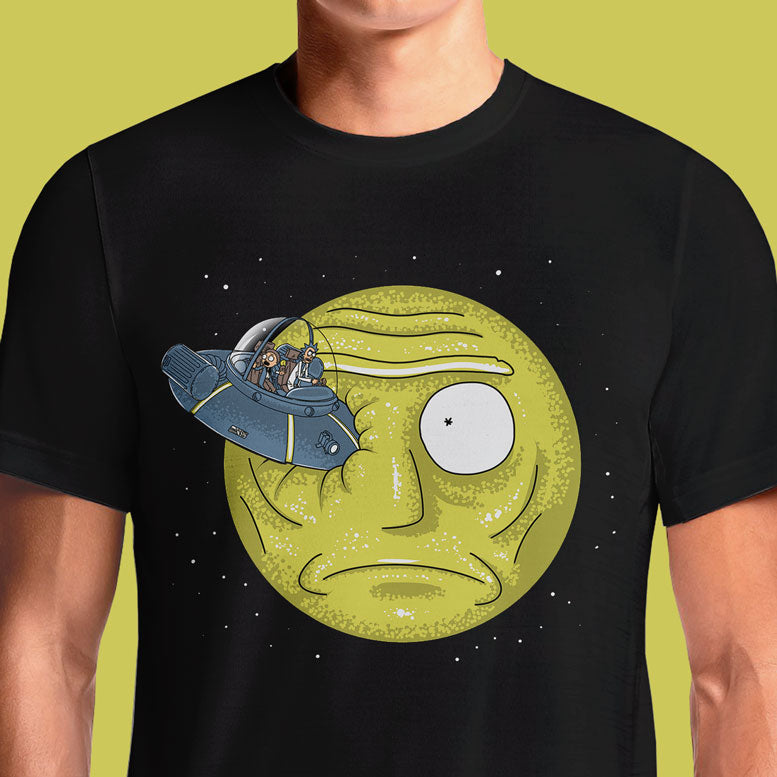 Rick to the Moon
