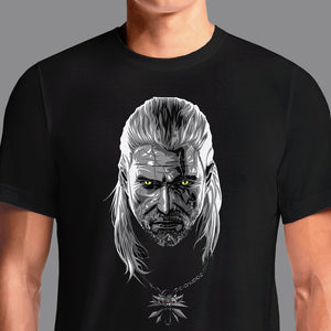 The Witcher 3 Gaming T-Shirt India | Witcher Wild Hunt - OSOMWEAR